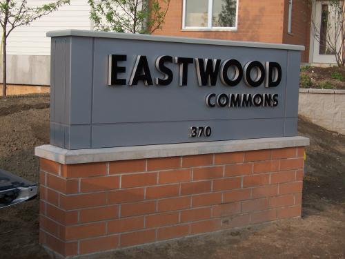 Eastwood Commons Custom Cabinet