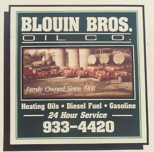 Blouin Brothers digital graphics.
