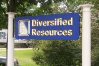 Diversified Resources handcarved w/ 23K goldleaf